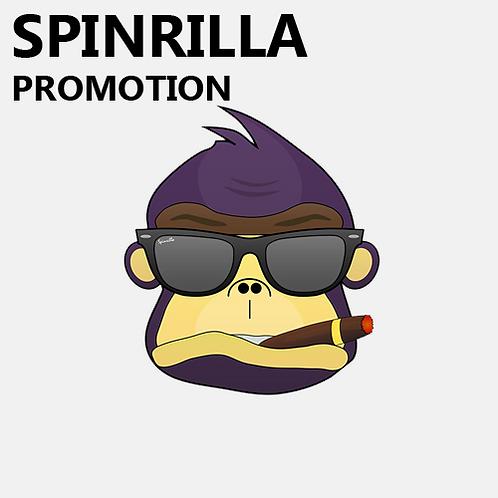 1,000 views / 1,000 streams + 500 downloads