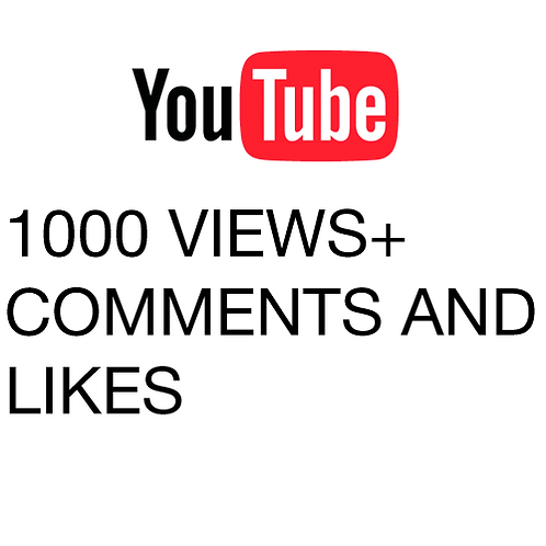 1000 Views for YouTube