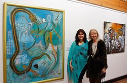Teresa Gratowski and Grace Shanti