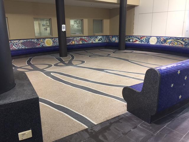 Blacktown Hospital - Floor