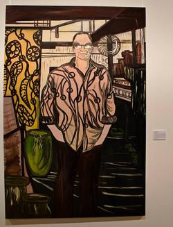 Portrait of David Lennie