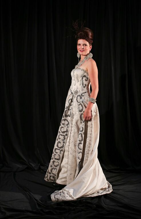 Miss Earth Gown
