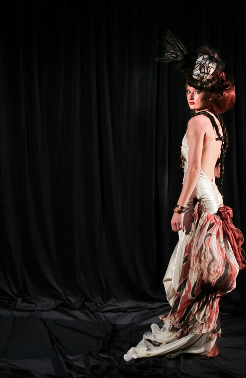 Uluru Gown
