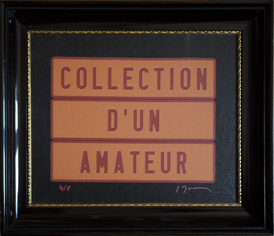 Joel Ducorroy - Collection d'un amateur