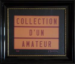Joel Ducorroy - Collection d'un amateur