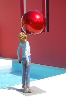_Le grand ballon_ by Ronayette