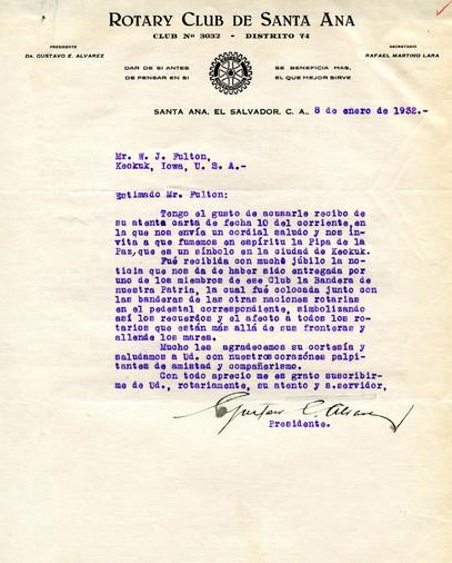 1932_1_8_From_Santa Ana(El Salvador)_To_