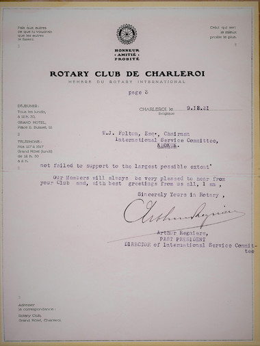 1931_12_9_From_Charleroi(Belgium)_To_Keo