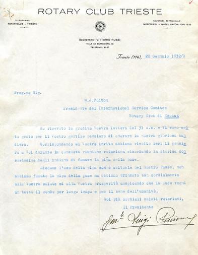 1932_1_22_From_Trieste(Italy)_To_Keokuk(