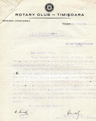 1931_12_19_From_Rumaenien(Timisoara)_To_