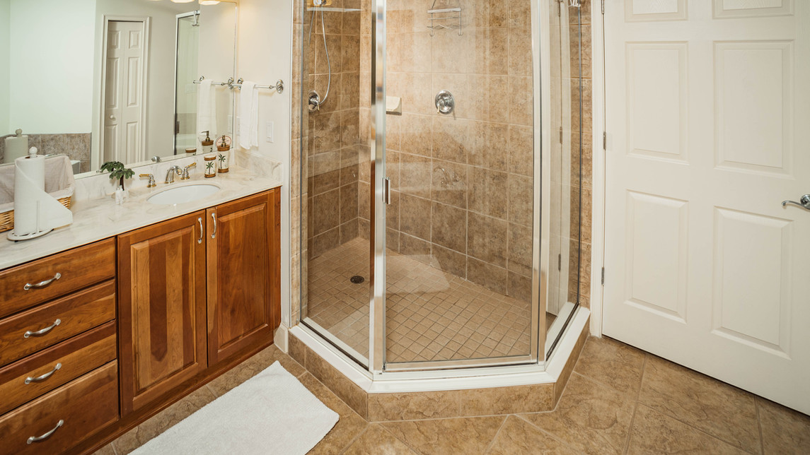 Saint Maarten 101 Master Bath
