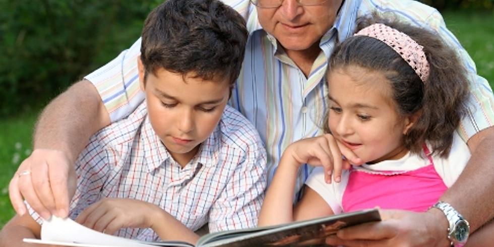 Grandparents & Special Friends Literacy Picnic
