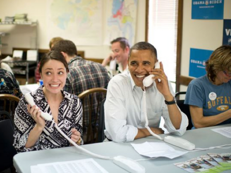 Make Calls Now, Win Elections Tuesday. Here's How.