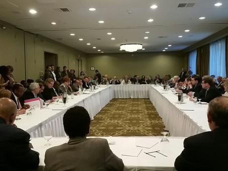 Breakdown: 10/2/17 State Committee Meeting