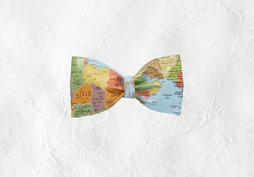 Map Beaux-Tie