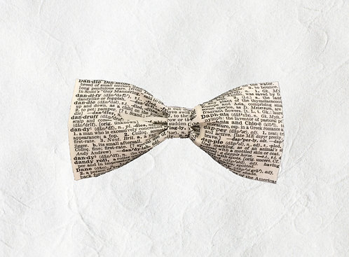 Dictionary Beaux-Tie