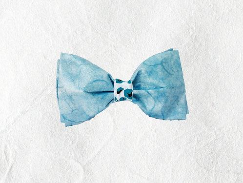 Blue Spot Beaux-Tie