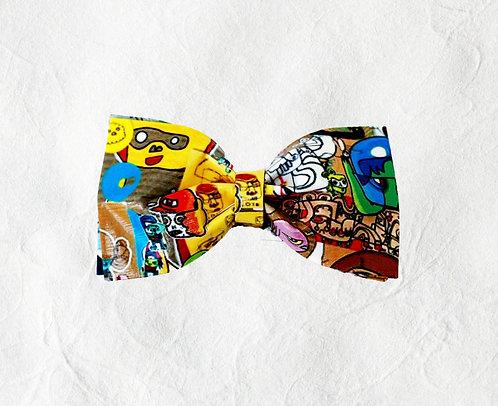 Graffiti Beaux-Tie