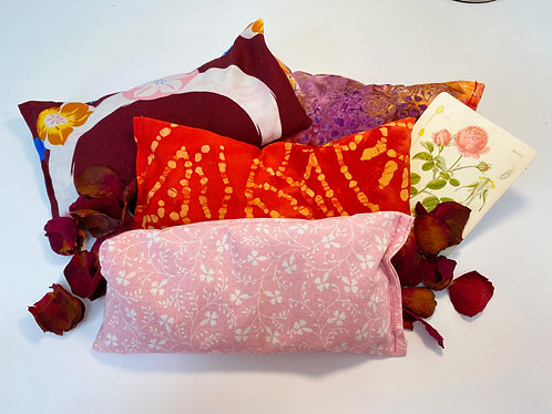 Roses Herbal Eye Pillow