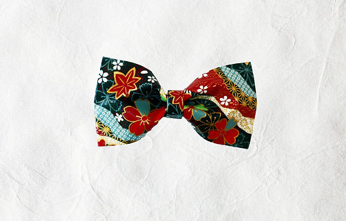 Deep Sea Origami Beaux-Tie