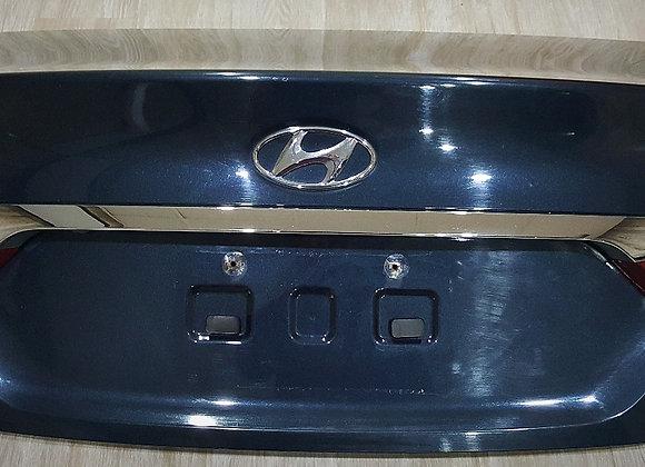 2011-2014 Hyundai Sonata OEM Trunk Lid