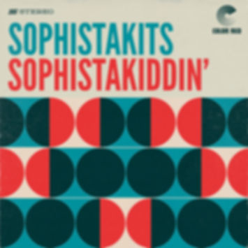 Sophistakits - Sophistakiddin' - Color Red Music - Artwrok by Mike Talman