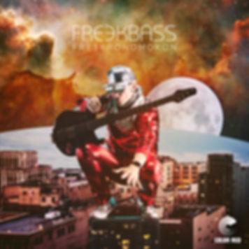 Freekbass - Fre3kronomokon - Color Red Music