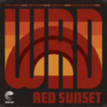 CRED-107-DS - WRD - Red Sunset - 3000x30
