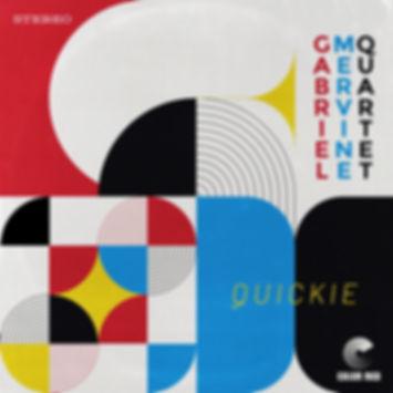 Gabrie Mervine Quartet - Quicki - Color Re Music - Chris Ball