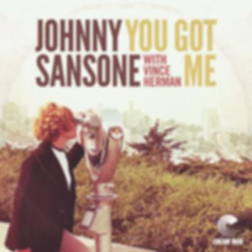 "Johnny Sanson | 'You Got Me"" | Color Rd Music | Artwork by Mike Tallman"