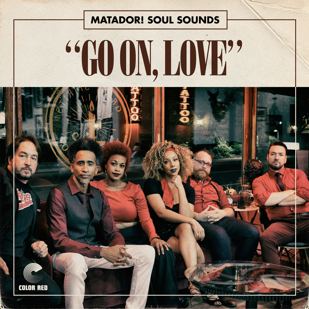 Color Red Artists Matador Soul Sounds
