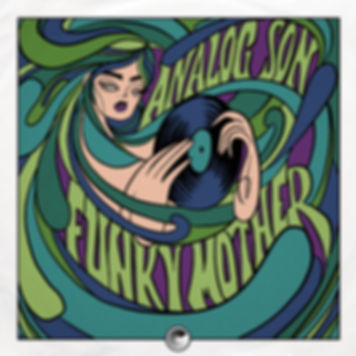 Analog Son - Funky Mother - Color Red Music