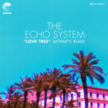 The Echo System - Love Tree (Artifakts Remix) - RECRD: Color Red Remixes