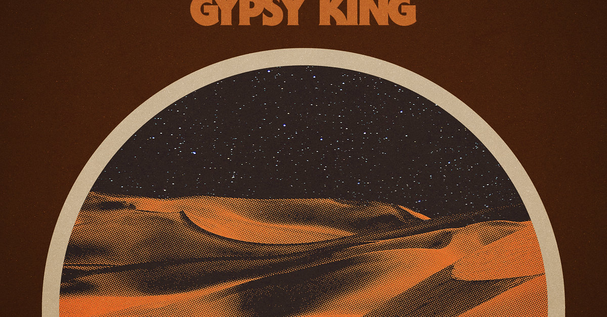 Brothers Keeper Gypsy King Color Red Music