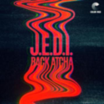 J.E.D.I. - Back Atcha - Track Art