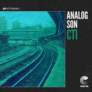 CRED-106-DS - Analog Son - CTI - 3000x30