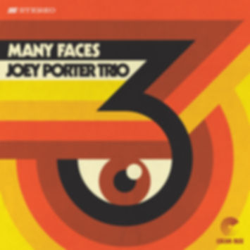 Joey Porter Trio - Many Faces - Color Red Music