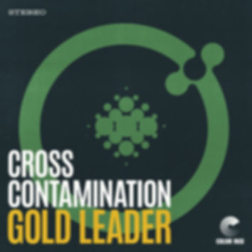 Gold Leader - Cross Contamination - Color Red Music