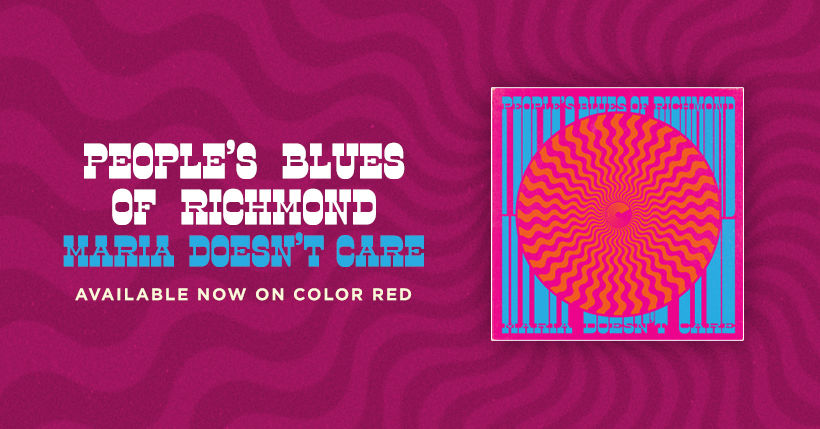 People S Blues Of Richmond Maria Doesn T Care Color