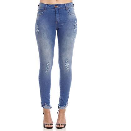 Calça Jeans Verônica Cigarrete