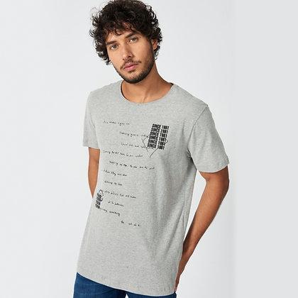 Camiseta Estampada Since 1981