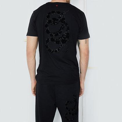 Camiseta Estampa Snake