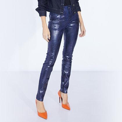 Calça Jeans Marisa 2 Com Aplicação
