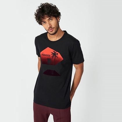 Camiseta Estampa Paradise