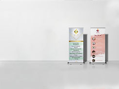 Roller Banner Design Graphic Design Agency