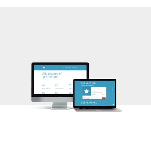 AtomGram Website Design