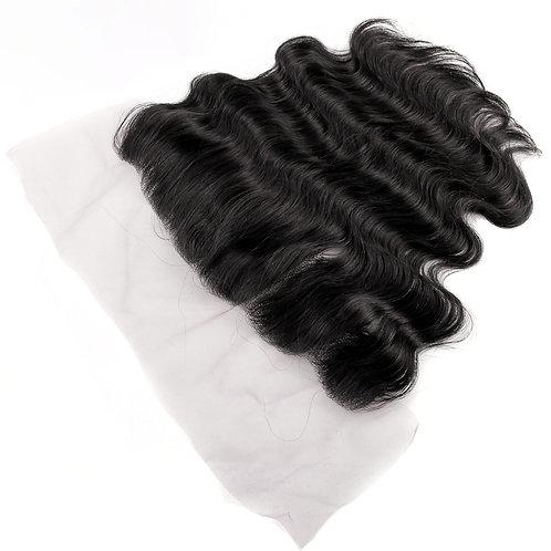 AngelHands Brazilian Body Wave Lace Frontal 13x4 Virgin Human Hair