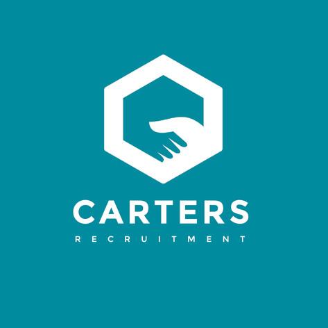 Carters Recruitment Logo Design