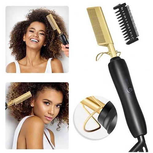 AngelHands Hot Styling/Straightening Comb