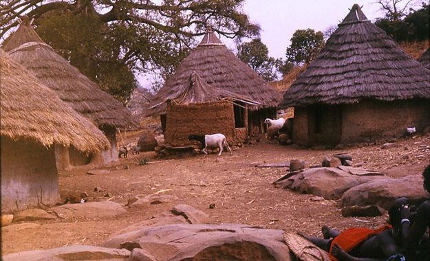 Bedik_village_Southeast_Sénégal_(West_